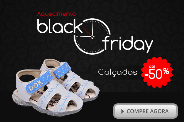 Aquecimento Black Friday
